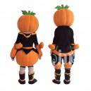 Cartoon Doll Cartoon Clothing Cute Pumpkin Men and Women Walking Doll Hedging Pumpkin Men and Women Mascot Costume
