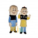 Master Cute Doll Cartoon Walking Doll Clothing Hedging Old Master Mascot Costume