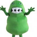 Supply Bacteria Cartoon Doll Cartoon Walking Doll Clothing Doll Sets of Bacteria Mascot Costume