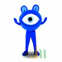 Supply Blue-eyed Doll Cartoon Clothing Cartoon Walking Doll Hedging Blue Eyes Mascot Costume