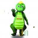 Supply Great Dragon Cartoon Doll Cartoon Walking Doll Clothing Hedging Great Dragon Mascot Costume