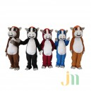Supply Five Cartoon Walking Doll Clothing Doll Cartoon Pony Hedging Five Pony Mascot Costume
