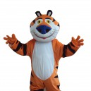 Supply Whiskers Tiger Doll Cartoon Clothing Cartoon Walking Doll Hedging Whiskers Tigers Mascot Costume