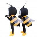 Gemini Lovely Cartoon Dolls Clothing Walking Hedging Mascot Costume