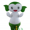 Supply Small Green Leaves Doll Cartoon Clothing Cartoon Walking Doll Hedging Empoasca Mascot Costume