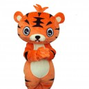Supply Anli Hu Doll Cartoon Clothing Cartoon Walking Doll Hedging Anli Hu Mascot Costume
