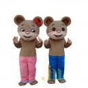Supply Cartoon Cute Mouse Cartoon Doll Clothing Walking Doll Hedging Cute Mouse Mascot Costume