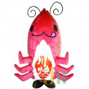 Supply Lobster Cartoon Doll Cartoon Walking Doll Clothing Hedging Lobster Mascot Costume