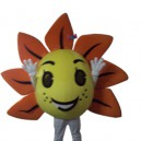 Supply Sunflower Cartoon Doll Cartoon Walking Doll Clothing Doll Sets Sunflower Mascot Costume