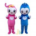 Supply Tsai Yan Chai Lai Cartoon Doll Cartoon Walking Doll Clothing Hedging Lai Tsai Yan Chai Mascot Costume