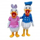 Supply Daisy Clothing Walking Cartoon Donald Duck Donald Duck Dolls Hedging Mascot Costume