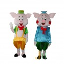 Supply Pig Cartoon Vest Even Walking Doll Cartoon Clothing Suit Vest Pig Dolls Mascot Costume