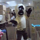 Cartoon Clothing Cartoon Clothing Cartoon Monkey Kung Fu Clothing Doll Clothing Mascot Costume