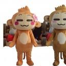 Supply Cartoon Clothing Cartoon Doll Clothing Cartoon Doll Clothing Youxihou Mascot Costume