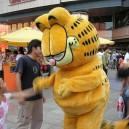 Supply Cartoon Clothing Cartoon Clothing Cartoon Dolls Plush Animal Cartoon Garfield Mascot Costume