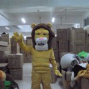 Supply Set Cute Cartoon Dolls Cartoon Clothing Cartoon Show Clothing Doll Clothing Grade Lions Mascot Costume