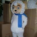 Supply Cartoon Costume Cartoon Figures Clothing Cartoon Characters Clothing Plush Cartoon Curly Pleasant Mascot Costume
