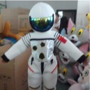 Supply Doll Clothing Performance Clothing Set Special Leather Clothing Costumes Astronaut Spacesuit Mascot Costume