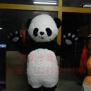 Supply Cartoon Costumes Cartoon Doll Clothing Doll Clothing Cartoon Panda Hairy Mascot Costume