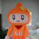 Supply Cartoon Mascot Costume Cartoon Show Clothing Cartoon Doll Clothing Doll Clothing Snoring