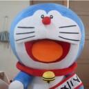 Supply Large Cartoon Clothing Cartoon Cartoon Mascot Costume Doll Fashion Shows Doraemon