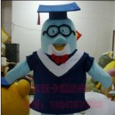 Supply Large Cartoon Costumes Cartoon Mascot Costume Festive Dr. Doll Clothing Doll Dolphins