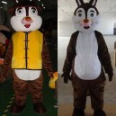 Supply Changsha Cartoon Doll Clothing Cartoon Clothing Cartoon Doll Clothing Production Squirrel Mascot Costume