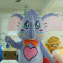 Supply Cartoon Costumes Cartoon Doll Clothing Cartoon Elephant Costume Mascot Costume