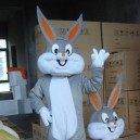 Supply Classic Cartoon Costumes Cartoon Doll Clothing Cartoon Clothing Bugs Bunny Mascot Costume
