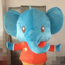 Supply Large Cartoon Clothing Cartoon Doll Clothing Cartoon Show Clothing Cartoon Clothing Elephant Mascot Costume