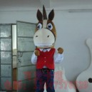 Supply Zodiac Doll Clothing Cartoon Clothing Cartoon Animation Character Costume Cowboy Horse Mascot Costume