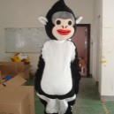 Supply Cartoon Clothing Cartoon Show Clothing Cartoon Doll Clothing Cartoon Clothing Mouth Monkey Mascot Costume