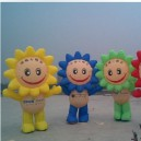 Supply Cartoon Inflatable Advertising Inflatable Wedding Celebration Inflatable Walking Cartoon Inflatable Inflatable Inflatable Sunflowers Mascot Costume