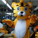 Supply Manufacturers Zoo Cartoon Clothing Cartoon Doll Doll Clothing Doll Clothing Tiger Mascot Costume