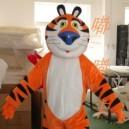 Supply Cartoon Costumes Walking Cartoon Doll Clothing Cartoon Costumes Big Tiger Mascot Costume