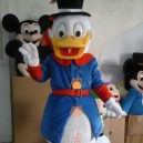 Cartoon Costumes Cartoon Doll Clothing Film and Television Animation Cartoon Costume Donald Duck Cartoon Costumes Mascot Costume