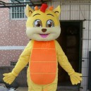 Supply Cartoon Costumes Walking Cartoon Doll Cartoon Doll Clothing Cartoon Costumes Ding Cat Mascot Costume