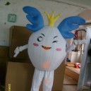Supply Cartoon Costumes Walking Cartoon Doll Clothing Cartoon Costumes Turnip Mascot Costume