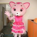 Supply Cartoon Costumes Walking Cartoon Doll Clothing Cartoon Doll Cartoon Elf Costumes Cat Mascot Costume