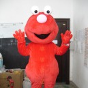Supply Cartoon Costumes Walking Cartoon Doll Clothing Doll Clothing Walk The Red Frog Mascot Costume