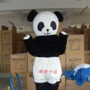 Supply Cartoon Doll Clothing Stage Performance Clothing Cartoon Panda Plush Toys Cartoon Costumes Mascot Costume