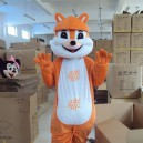 Supply Walking Cartoon Doll Clothing Cartoon Show Clothing Cartoon Squirrel Cartoon Costumes Mascot Costume