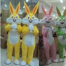 Supply Bugs Bunny Cartoon Costume Cartoon Doll Clothing Doll Clothing 7 Colors Bugs Bunny Mascot Costume