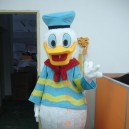 Supply Cartoon Costumes Walking Cartoon Doll Clothing Donald Duck Cartoon Costumes Mascot Costume