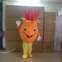 Supply Walking Cartoon Doll Clothing Cartoon Show Clothing Cartoon Children Cartoon Clothing Pomegranate Mascot Costume