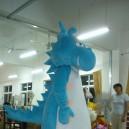 Supply Walking Cartoon Doll Clothing Cartoon Show Clothing Cartoon Dinosaur Cartoon Costumes Mascot Costume