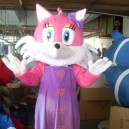 Supply Walking Cartoon Doll Clothing Cartoon Show Clothing Cartoon Fox Cartoon Costumes Mascot Costume
