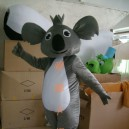 Supply Walking Cartoon Doll Clothing Cartoon Show Clothing Cartoon Koala Cartoon Costumes Mascot Costume