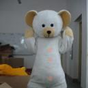 Supply Walking Cartoon Doll Clothing Cartoon Show Clothing Children Cartoon Clothing Cartoon Polar Bear Mascot Costume