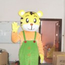 Supply Cartoon Clothing Cartoon Characters Clothing Cartoon Doll Clothing Cartoon Clothing Tiger Mascot Costume